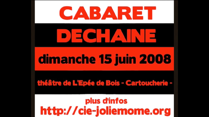 15/06 Cabaret déchainé - le spectacle en intégralité