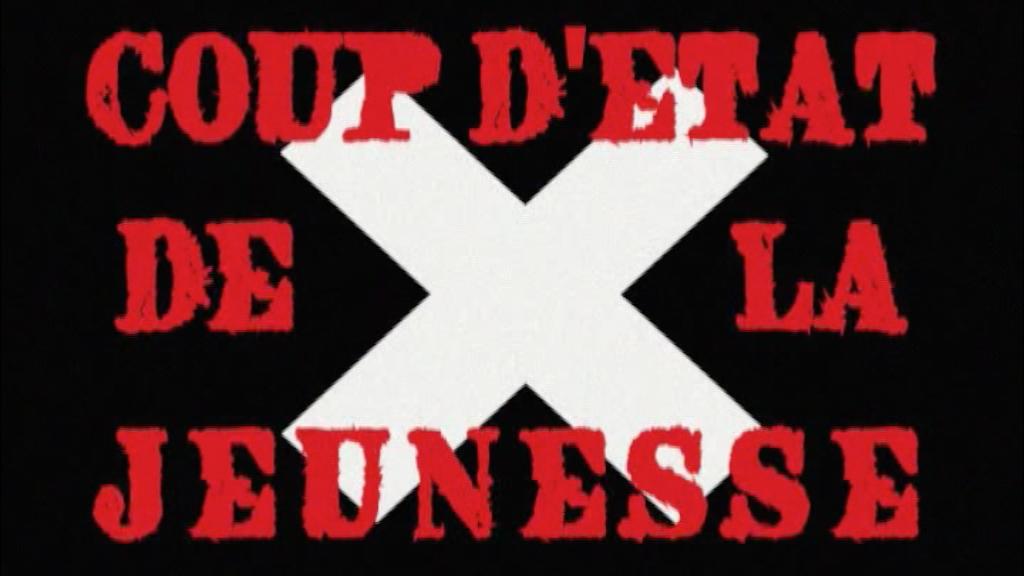 Bérurier Noir : Coup d'Etat de la Jeunesse (clip)