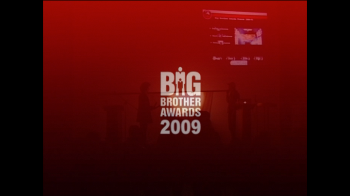 Big Brother Awards 2009
