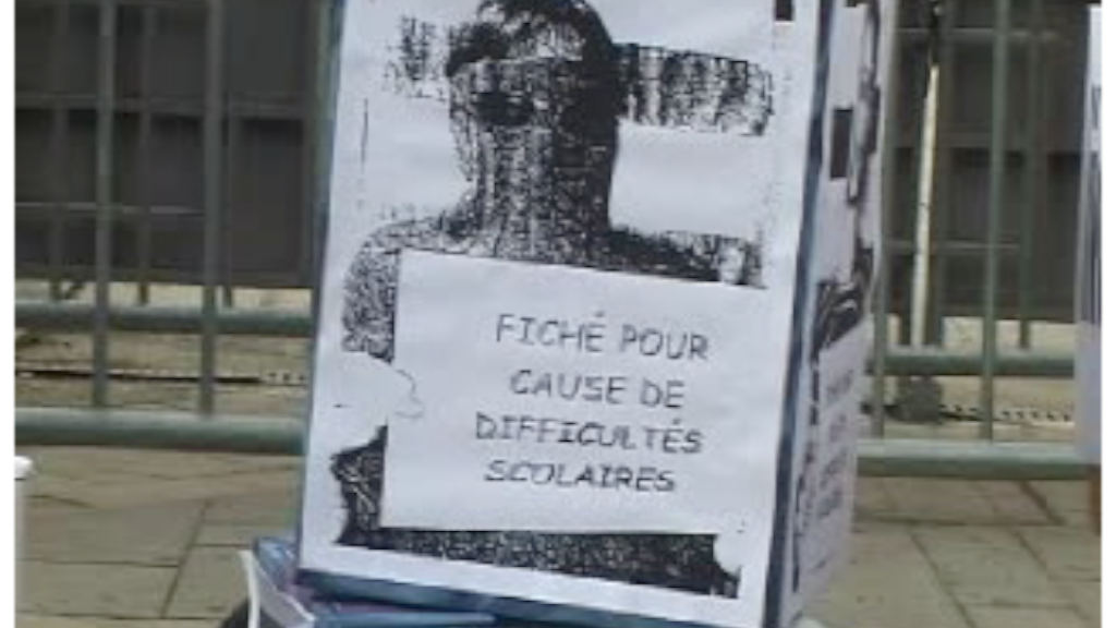 Loi Sarkozy sur la prévention de la délinquance : mobilisation des travailleurs sociaux à Montpellier le 10 octobre 2006
