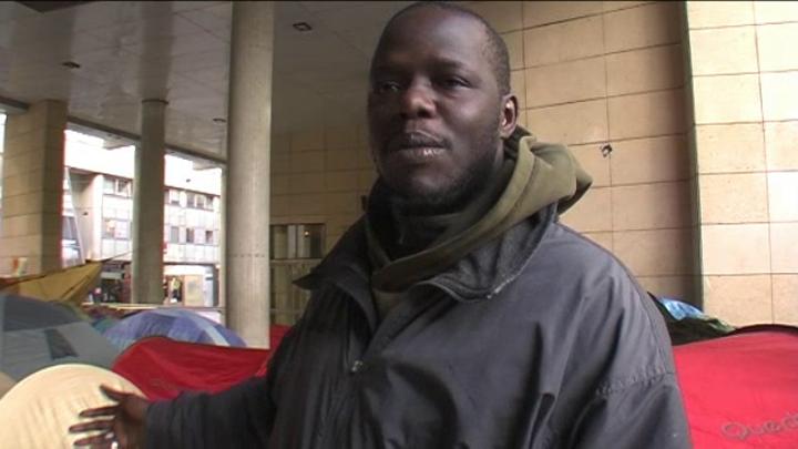 Solidarité avec les expulsé-e-s de St-Denis